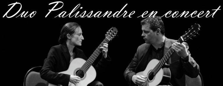 Bannière duo Palissandre